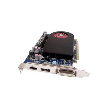 673607-001 HP ATI Radeon 7670 1GB DDR5 DVI HDMI Display port Graphics Card