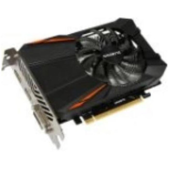 GV-N1050D5-2GD Gigabyte Ultra Durable 2 GeForce GTX 1050 Graphic Card 1.38 GHz Core 1.49 GHz Boost Clock 2GB GDDR5 PCI Express 3.0 x16