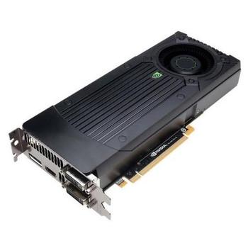 180-12004-0000-A00 Nvidia GeForce GTX660 1.5GB PCI Express Dual Height DVI-I DVI-D HD Video Graphics Card