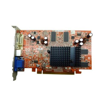 EAX300LE-A334C ASUS Radeon X300 128MB PCI Express Video Graphics Card