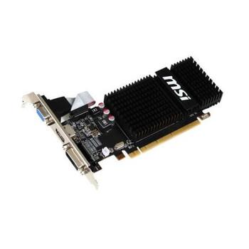 V809-180R MSI Radeon R5 230-2 2GB 64-Bit GDDR3 PCI-Express 2.1 x16 DVI-D HDMI VGA Video Graphics Card