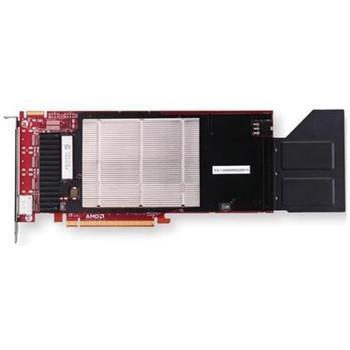 100-505856 ATI Firepro S7000 4GB 256-Bit GDDR5 PCI Express x16 DisplayPort Passive In Server Video Graphics Card