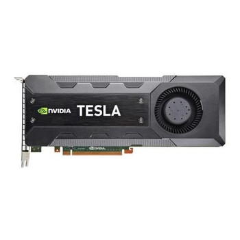00FL133 IBM nVidia Tesla K40 12GB Active Cooling GPU Processing Unit Card