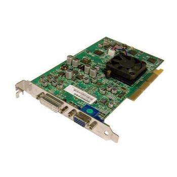 262281-002 HP FireGL 8800 AGP 4x 128MB DDR Video Graphics Card
