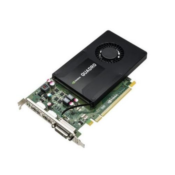 00FC810 Lenovo Quadro K2200 4GB 128-bit GDDR5 PCI Express Graphics Card by nVidia