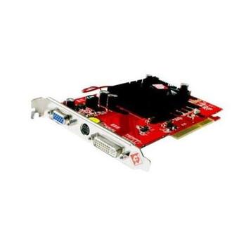 262281-001 HP FireGL 8800 AGP 4x 128MB DDR Video Graphics Card
