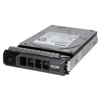 1KWKJ Dell 500GB 7200RPM SATA 3.0 Gbps 3.5 64MB Cache Hard Drive