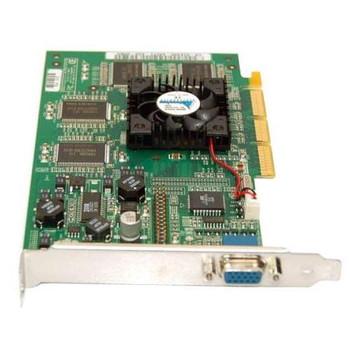 01E200 Dell 32MB nVidia VGA AGP Video Graphics Card