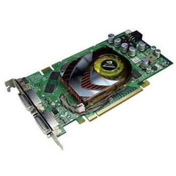 VCQFX1500-PCIE PNY Quadro FX 1500 256MB 128-bit GDDR3 PCI Express x16 Dual DVI/ HDTV/ S-Video Out Video Graphics Card
