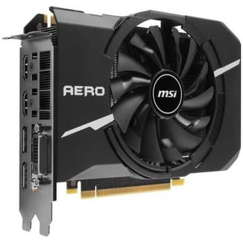 G1070AI8C MSI GTX 1070 AERO ITX 8G OC GeForce GTX 1070 Graphic Card 1.53 GHz Core 1.72 GHz Boost Clock 8GB GDDR5 PCI Express 3.0 x16
