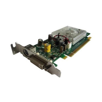 445682-001 HP Nvidia GeForce 8400GS PCI-Express 400MHz 256MB Dual DVI Link TV Out Video Graphics Card