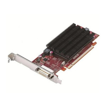 100-505971 AMD FirePro 2270 Graphic Card 512 MB GDDR3 PCI Express 2.1 x16 Half-length/Low-profile Single Slot Space Required