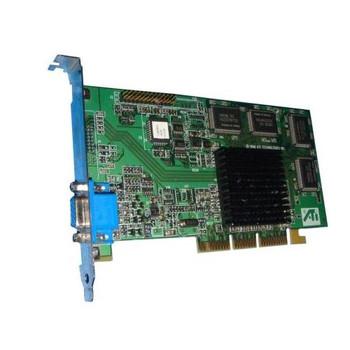 041MJU Dell 16MB Rage AGP Video Card