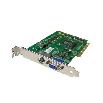 216306-002 HP Nvidia GeForce 2MX 32MB AGP Video Card with TV-Out
