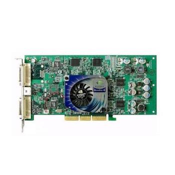 A9655A HP Nvidia Quadro4 980XGL AGP 8x 128MB DDR Dual DVI Video Graphics Card
