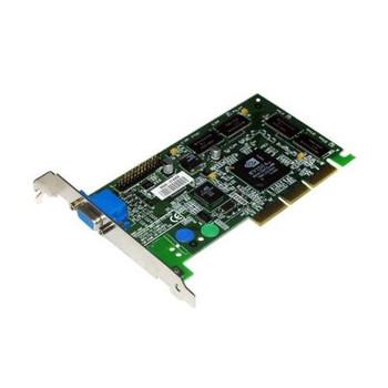 164695-001 HP Nvidia AGP Video Graphics Card
