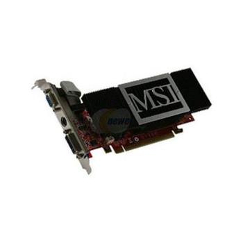 NX8400GS-TD512EH MSI Nvidia GeForce 8400GS Silent 512MB DDR2 64-Bit DVI HDCP PCI-Express x16 Video Graphics Card