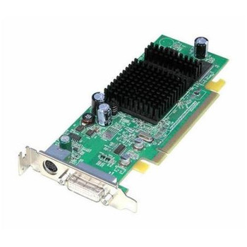 102A2601100 ATI Radeon X300SE 64MB PCI Express DVI/ S-Video Video Graphics Card