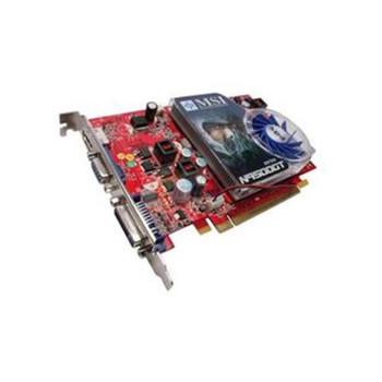 N95GT-MD512 MSI GeForce 9500GT 512MB 128-Bit DDR2 PCI-Express 2.0 x16 Video Graphics Card
