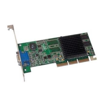 02G823 Dell 16MB ATI Rage 128 Ultra Video Graphics Card