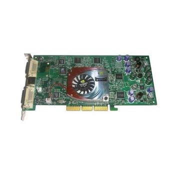 270452-001 HP Nvidia Quadro4 750XGL AGP / ATX 128MB Video Graphic Controller Card
