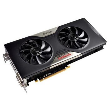03G-P4-3788-KR EVGA GeForce GTX 780 Dual Classified 3GB 384-Bit GDDR5 PCI Express 3.0 x16 Dual DVI/ HDMI/ DisplayPort/ SLI Support Video Graphics Card
