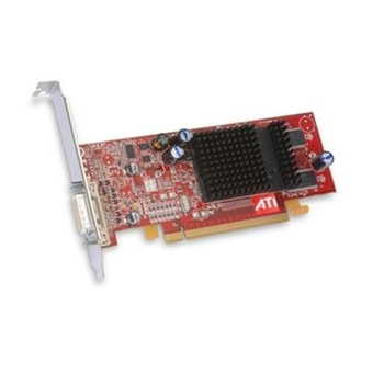 100-505141 ATI FireMV 2200 128MB DDR PCI Express x16 DMS-59 Workstation Video Graphics Card