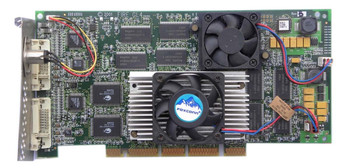 1150-7850 HP FireGL4 128MB DDR AGP /pro 50 Video Graphics Card