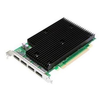 VCQ450NVS-X16-PB PNY Quadro NVS 450 512MB (256MB Per GPU) 128-Bit (64-Bit Per GPU) GDDR3 PCI Express x16 Workstation Video Graphics Card