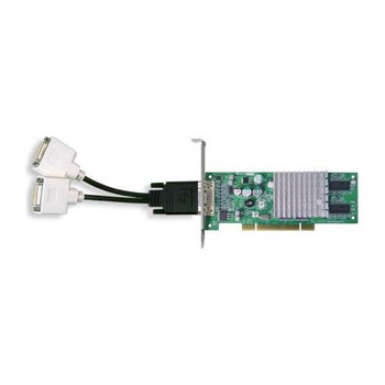 DY599AT HP Nvidia Quadro4 NVS-280 PCI 64MB Dual VGA Video Graphics Card