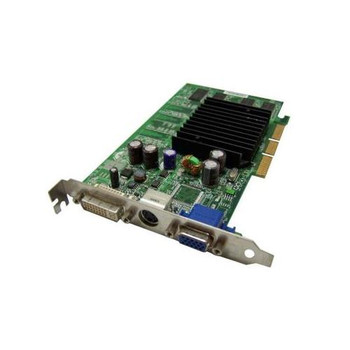 FX5200 Dell 256MB GeForce PCI Dual VGA S-Video TV-Out Video Graphics Card