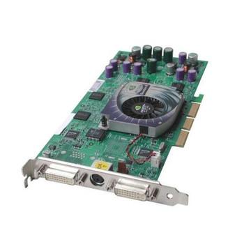 A8064-69510 HP Nvidia Quadro4 128MB AGP 900xgl Vga Tested