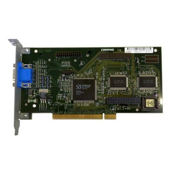 006916-001 Compaq 2MB PCI Video Card With Vga Output