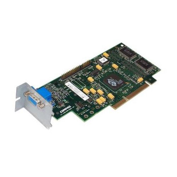 009799-001 Compaq Ati Rage Pro Turbo Agp Video Card 4mb