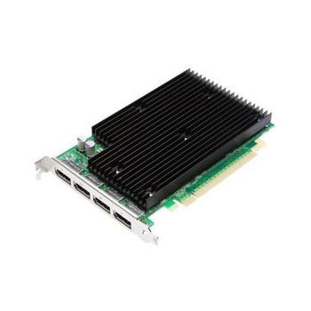 VCQ450NVS PNY Quadro NVS 450 512MB (256MB Per GPU) 128-Bit (64-Bit Per GPU) GDDR3 PCI Express 2.0 x16 Video Graphics Card