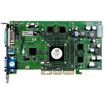 NV34-06 Nvidia GeForce FX 5200 P118 128MB AGP VGA Video Graphics Card