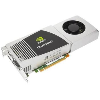 FX4800 Nvidia Quadro FX 4800 1.5GB GDDR3 384-Bit PCI Express x16 Dual Link DVI-I Video Graphics Card