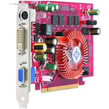NX6600-TD256E MSI GeForce 6600 Graphics Card 256MB 128bit