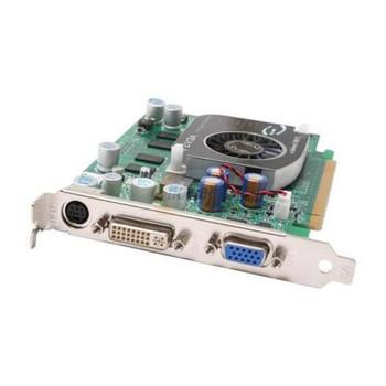 256-P2-N445-RX EVGA Nvidia GeForce 7300 GT 256MB DDR3 PCI Express DVI/ VGA Video Graphics Card