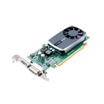 0A36183 IBM Lenovo nVidia Quadro 600 1GB GDDR3 SDRAM PCI Express Low Profile Graphic Card