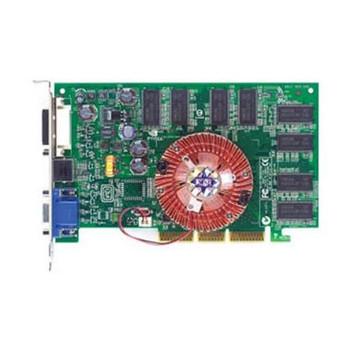 FX5500-TD256 MSI 256MB DDR SDRAM AGP 8x (2048 x 1536 Max Resolution) DVI-I VGA and S-Video Connectors Video Graphics Card