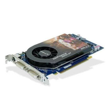 9800GT PNY GeForce 512MB DDR3 PCI Express Dual DVI TV-out Video Graphics Card