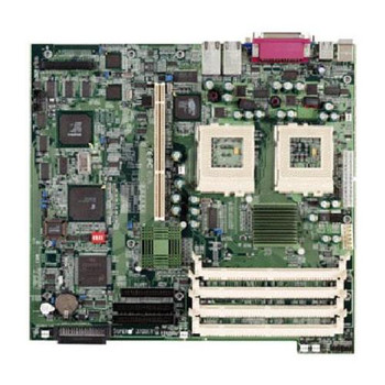 370DER SuperMicro for Dual or single Intel Socket 370 Pentium III (Refurbished)