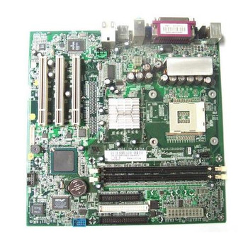 C2425 Dell System Board (Motherboard) for Dimension 2400 OptiPlex 160L (Refurbished)