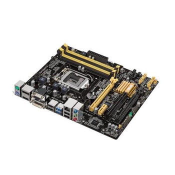 B85M-E ASUS Intel B85 Chipset Socket LGA1150 micro-ATX Motherboard (Refurbished)