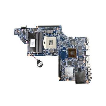639392-001 HP System Board (MotherBoard) Intel Socket-989 for Dv7-6000 Notebook PC (Refurbished)