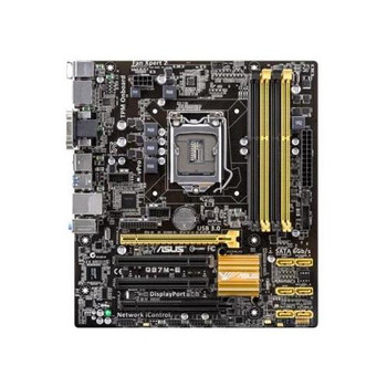 Q87M-E/CSM ASUS Socket LGA1150 Intel Q87 Chipset micro-ATX Motherboard (Refurbished)