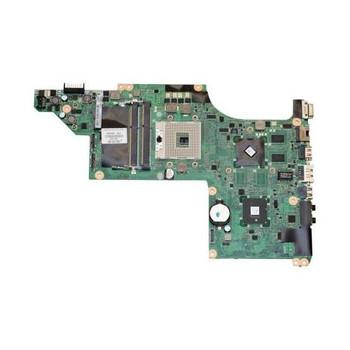 630984-001 HP System Board (MotherBoard) for DV7-5000 Intel Socket-989 Notebook PC (Refurbished)