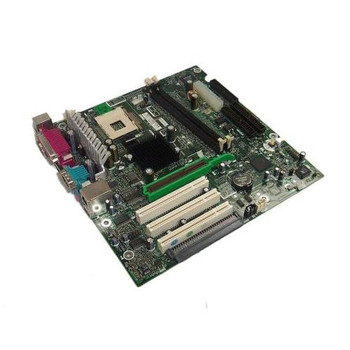277500-001 HP System Board (Motherboard) Socket LGA478 for Evo W4000 Workstation (Refurbished)