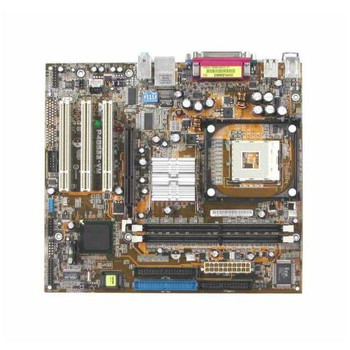 P4B533-VM ASUS Intel 845G/ ICH4 Chipset Pentium 4/ Celeron Processors Support Socket 478 Motherboard (Refurbished)